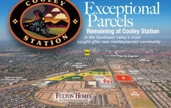 Cooley Station – Gilbert