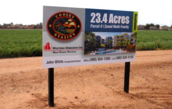 Multi-Family Medium 23.4 Acres