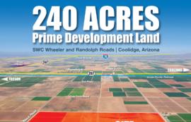 Coolidge 240 Acres